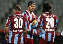 Trabzonspor seriye taktı
