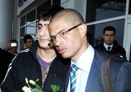 Fenerbahçe Sivas'a geldi