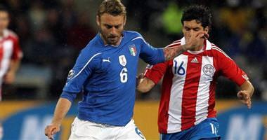 İtalya :1 Paraguay:1