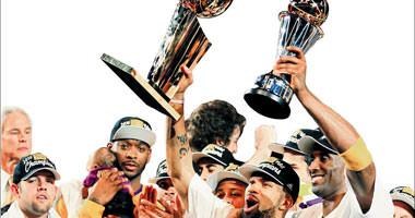 En büyük Lakers