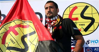 Eskişehirspor'da şok gelişme