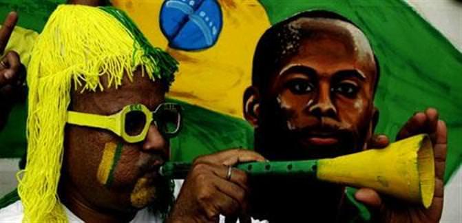 Vuvuzela yüzünden