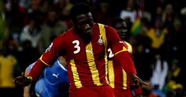 O futbolcu Asamoah