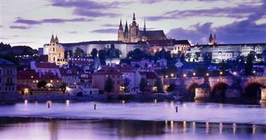 Prag'a gurbetçi akacak