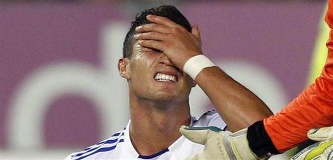 Ronaldo 3 hafta yok