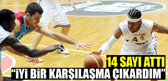 Iverson'dan 14 sayı