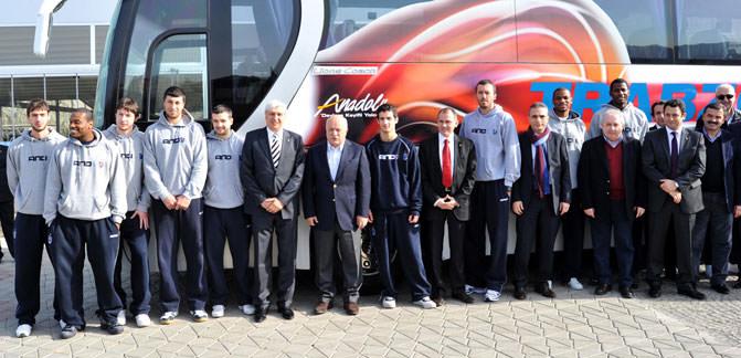 Trabzonspor basketboldan çekiliyor