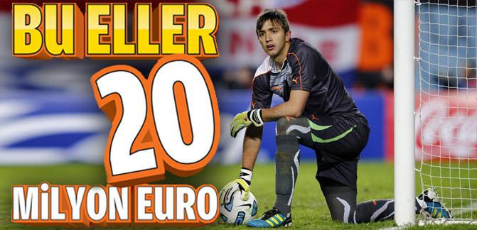 Bu eller 20 milyon euro