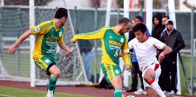 Antalya ikinci yarıda: 2-0