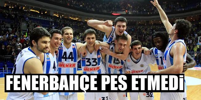 Fenerbahçe pes etmedi