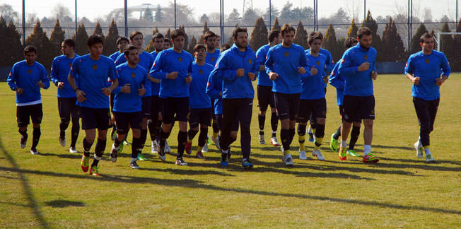 Antalyaspor hazırlıkları sürüyor