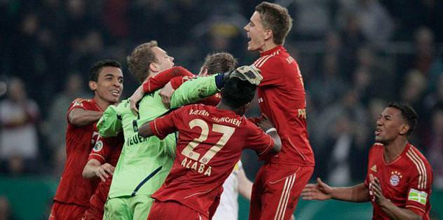 Finalin adı Dortmund-Münih