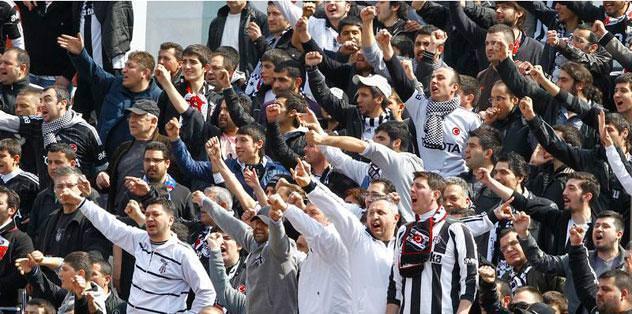 Beşiktaş tepkiyle karşılandı
