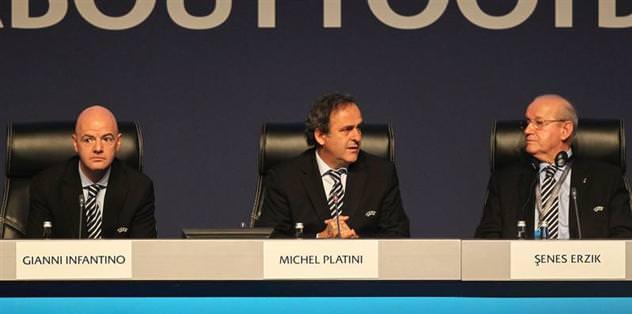 UEFA Kongresi tamamlandı