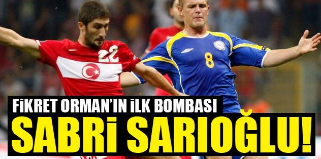 Sabri ile geliyor!
