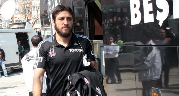 Beşiktaş'ta izin günü