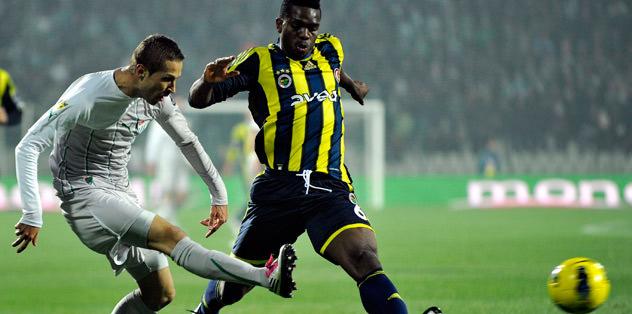 Bursaspor'la 86. randevu