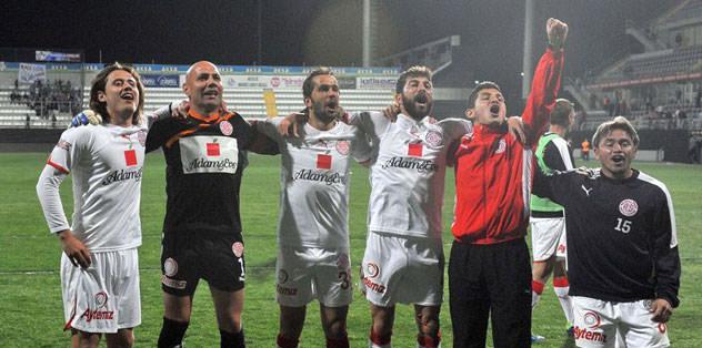 Antalyaspor'a 60 bin TL