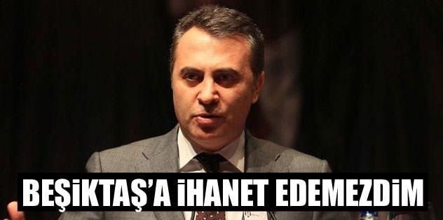 Çabamız Beşiktaş için