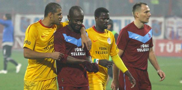 Trabzon geçit vermiyor