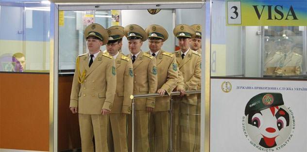 Ukrayna'da 33 güvenlik tatbikatı