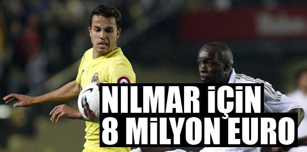 Nilmar için 8 milyon euro