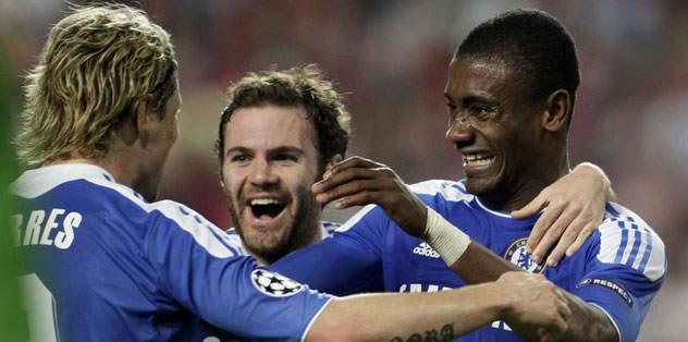 Chelsea avantaj sağladı: 1-0