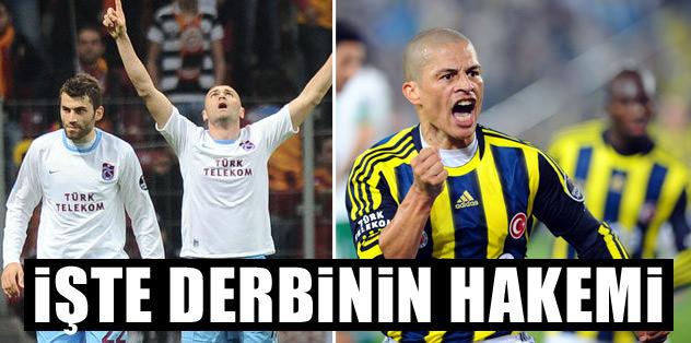 İşte Trabzon-F.Bahçe maçının hakemi