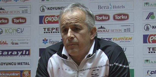 Konyaspor'un hedefi ilk iki