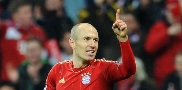 Bayern yolu yarıladı: 2-0