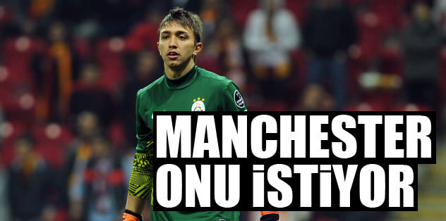 Manchester istiyor