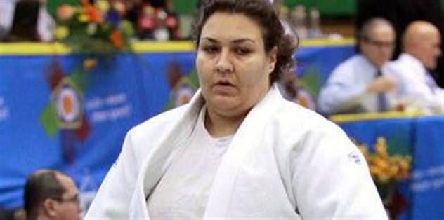 Gülşah'ın hedefi olimpiyat!