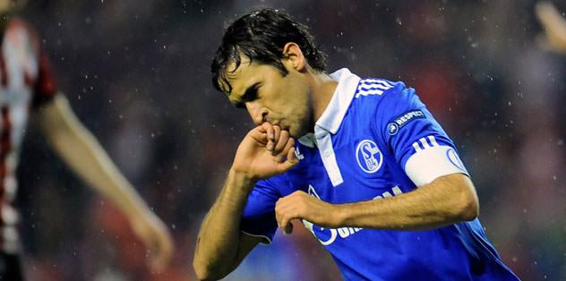 Raul Schalke 04'den ayrılacak