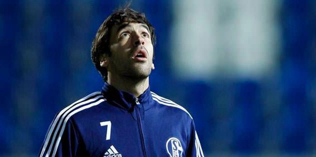 Raul, Schalke'yi bırakıyor
