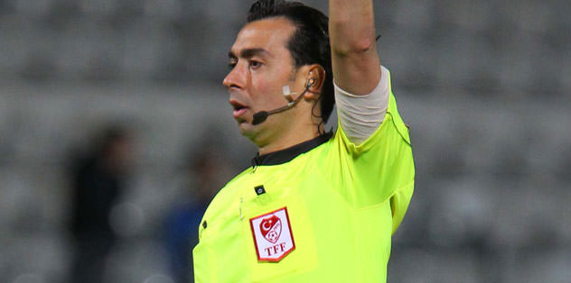 Sivasspor'dan hakem Yılmaz'a tepki