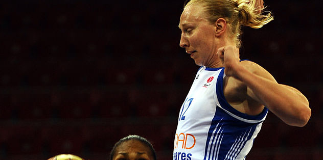 Ann Wauters Galatasaray'da