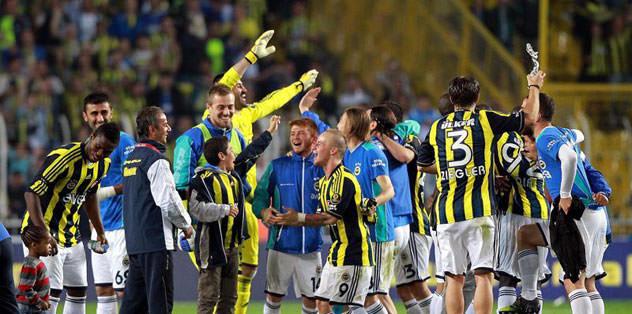 Fenerbahçe 1 numara