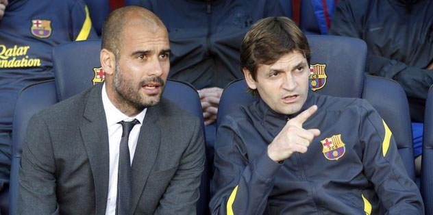 Barça sil baştan