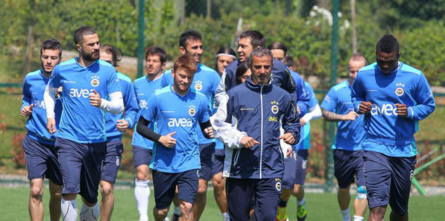 Fenerbahçe'ye sönük uğurlama