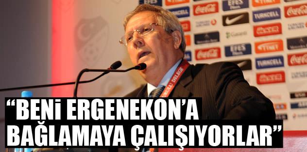 """""""Beni Ergenekon'a bağlamaya çalışıyorlar"""""""