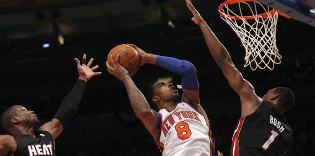 Knicks ilk galibiyetini aldı