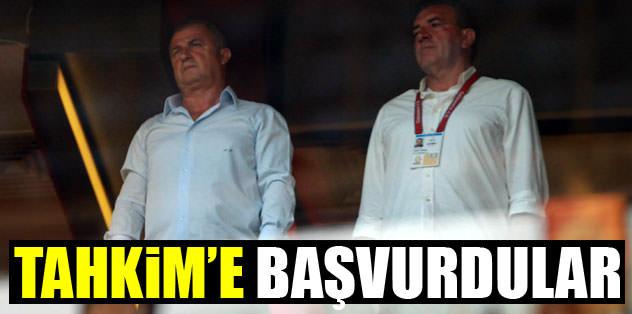 Galatasaray Tahkim'e başvurdu