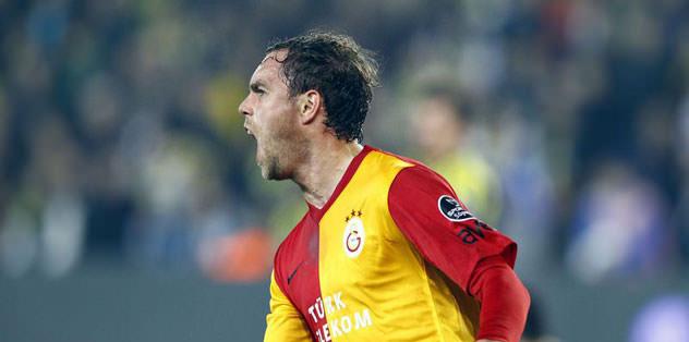 Johan Elmander gol atmayı unuttu!
