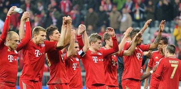 Bayern kasasını doldurdu
