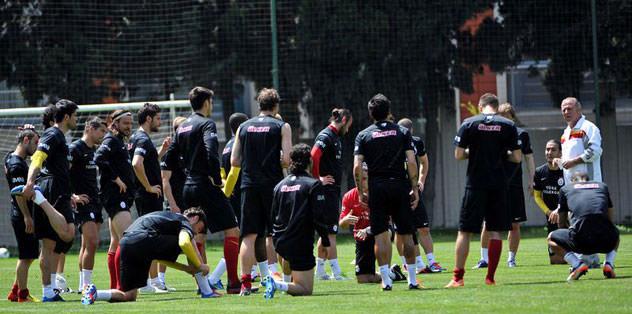 Galatasaray'da ikinci izin