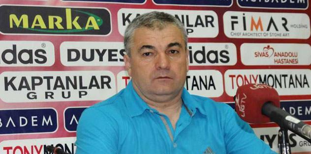 Sivasspor'da yüzler asık