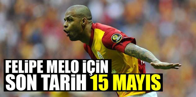 Melo için son tarih 15 Mayıs