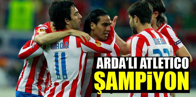 Arda'lı Atletico şampiyon