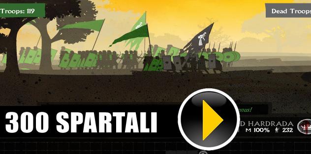 300 Spartalılar