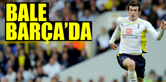 Günün haberi... Bale Barcelona'da!